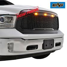 EAG 13-18 Dodge Ram 1500 Grille Raptor Style Black LED Mesh ... 2010 2011 2012 2013 2014 2015 2016 2017 2018 Dodge Ram 2500 Custom Grilles Sema Project Blackout In Gothic Image 1500 2wd Reg Cab 1205 Slt Grille Size 1024 Trex Billet Grills Grills For Your Car Truck Jeep Or Suv Plasti Dipped 2005 Bumper Grille And Badges Youtube 32 Great Dodge Ram Grill Otoriyocecom Which Grill Page 3 Dodge Ram Forum Truck Forums Torch Series Led Light Single 2 Cubes 8193 Mrtaillightcom Online Store Dip 2007 Emblems Bumpers Before And