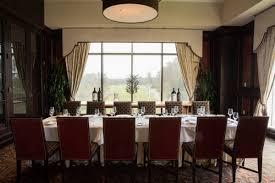 Bull Bear Private Dining Room