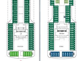 Celebrity Millennium Deck Plans by Fantasia Aft Cabins Cruise Critic Message Board Forums