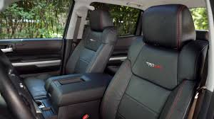 2017 Toyota Tundra TRD Pro - Interior - YouTube How To Reupholster A Truck Seat Youtube 2017 Used Toyota Tacoma Sr5 Double Cab 6 Bed V6 4x4 Automatic At Awesome Amazing Car Covers For Corolla Solid Beige New Amazon Smittybilt Gear Black Universal Cover Custom Pickup Auto Sedan Van 12 For Pets Khaki Pet Accsories Formosacovers Elegant Best A Work 19952000 Xcab Front 6040 Split Bench With Seat Cover Deals Toyota Tacoma Free Resume 2018