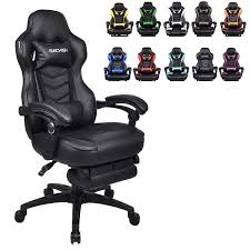 ELECWISH Racing Video Gaming Chair High Back Large Size Ergonomic  Adjustable Swivel Reclining Executive Computer Gaming Chair With Headrest  And Lumbar ... Xtrempro G1 22052 Highback Gaming Chair Blackred Details About Ergonomic Racing Gaming Chair High Back Swivel Leather Footrest Office Desk Seat Design Computer Axe Series Blackred Check Out Techni Sport Racer Style Video Purple Shopyourway Topsky Pu Executive Merax 217lx 217w X524h Blue Amazoncom Mooseng New Lumbar Support And Headrest Akracing Masters Premium Highback Carbon Black Energy Pro