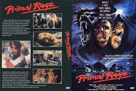 Wnuf Halloween Special Dvd by The Horrors Of Halloween Primal Rage 1988 Vhs And Dvd Covers