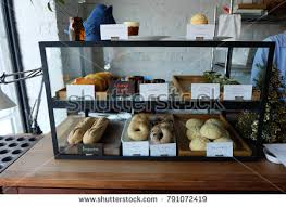 Cafe And Bakery Display Case