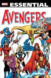 Essential Avengers Vol 9 By Mark Gruenwald