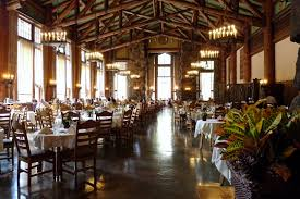 Wawona Hotel Dining Room by C B I D Home Decor And Design Fireplace Design