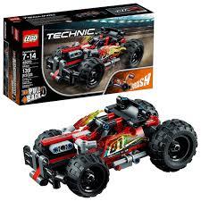 100 Lego Technic Monster Truck LEGO BASH 42073 Building Kit 139 Piece Kandy Koala