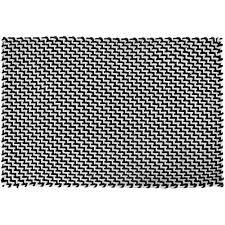 pool fußmatte badematte outdoorteppich 300 schwarz weiß a052752 004