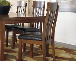 Large Ralene Dining Room Chair Rollover
