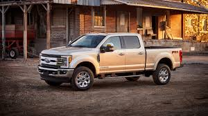 2018 Ford F-350 Super Duty Diesel Pricing, Features, Ratings And ...