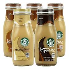 Starbucks Coffee Bottled Frappuccino Mocha Drink 281ml5 Bottle US Imports