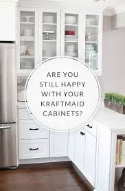 Homecrest Cabinets Vs Kraftmaid by Best 25 Kraftmaid Cabinets Ideas On Pinterest Gray And White