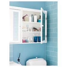 Ikea Bathroom Cabinets Wall by Silverån Mirror Cabinet White Ikea