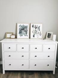 Ikea Hemnes Dresser 3 Drawer White by Hemnes 8 Drawer Dresser White Stain Ikea Gri Pinterest