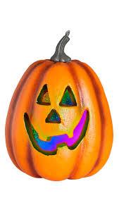 Fiber Optic Pumpkin Head Scarecrow by 07097