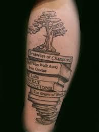Open Book Tattoos
