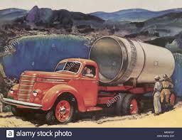 100 1940 International Truck Stock Photo 184255287 Alamy