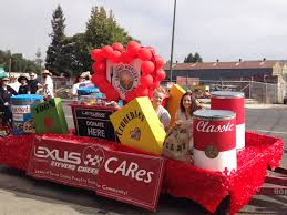 Parade Float Decorations Edmonton by Food Pantry Parade Floats Google Search Coc Parade Ideas