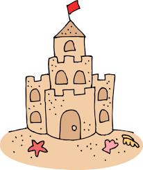 Aigulet Clipart Sand Castle 28015174