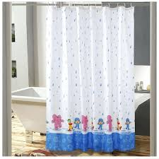 Bed Bath And Beyond Bathroom Curtain Rods by Shower Curtains For Kids U2013 Teawing Co