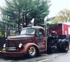 Ad - 1950 REO E19 1950 REO Diamond T Rat Rod 500hp Duramax LBZ ...