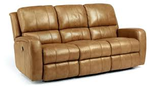 Flexsteel Power Reclining Couch by Flexsteel Recliner Sofa Reviews Julio Leather Recliner W Power