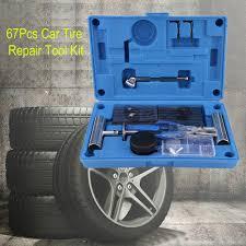 100 Truck Tire Repair Near Me 67Pcs Car Tool Kit Tyre Puncture Set For Car