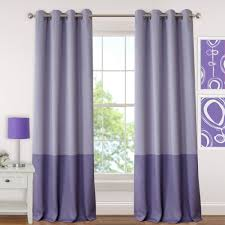 Kohls Blackout Curtain Panel by Peach Curtains U0026 Drapes Window Treatments The Home Depot