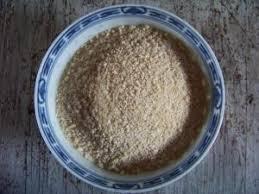 cuisiner le manioc gari comment cuisiner la semoule de manioc par christophe certain