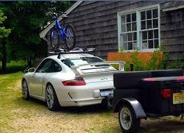 coffre de toit barre de toit ou remorque les solutions