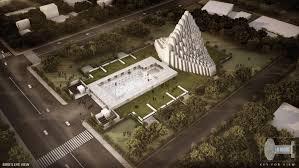 100 Sanjay Puri Architects SanJay Iskcon Temple Concept Design Is An