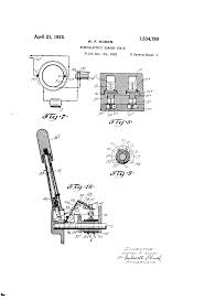 Koken Barber Chairs St Louis by Patent Us1534790 Hydroelectric Barber Chair Google Patents