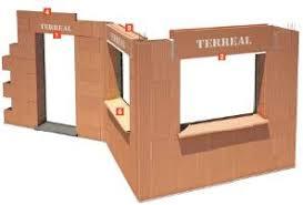 coffre demi linteau terreal linteau volet roulant terreal tableau isolant thermique