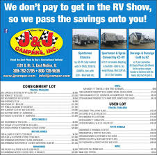 100 J And J Truck Sales CAMPER SALES Ad From 20190221 Ad Vault Qctimescom