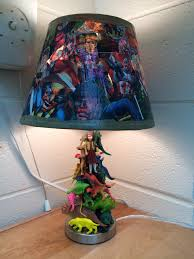 Duffner And Kimberly Lamps by Dinosaur Superhero Lamp Diy Pinterest Superhero Lamp And Fun Diy