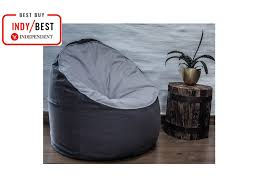 10 Best Bean Bags | The Independent The Radical History Of The Beanbag Chair Architectural Digest Giant Bean Bag 7 Foot Xxl Fuf In And 50 Similar Items How To Make College Fniture Work An Adult Apartment Best 2019 Your Digs Large Details About Black Dorm New Faux Suede 8foot Lounge Decorate Pink Loccie Better Homes Gardens Ideas Amazoncom Ahh Products Cuddle Minky White Washable