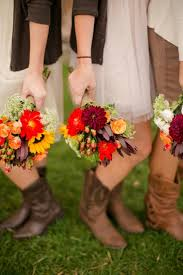 50 Fall Wedding Bouquets For Autumn Brides Hi Miss Puff
