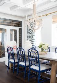 House Home Design Interesting Dining Room Exciting Navy Blue Chair Covers Velvet