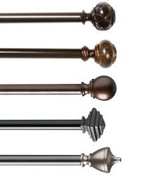 Extra Long Curtain Rods 120 170 by Barricade Extra Long Curtain Rod Barricade 116to 194 Pewter