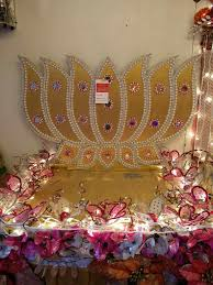 Varalakshmi Vratham Decoration Ideas Usa by 100 Home Ganpati Decorations Ideas Pictures Part 2 3 Ganpati