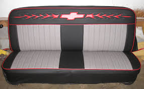 New Chevy Truck Bench / Seat Cover / Flames And Bowtie / Rick's ... Bench Seat Covers For Chevy Trucks Kurgo 2017 Chevrolet Silverado 3500hd Reviews And Rating Motortrend Yukon Rugged Fit Custom Car Truck Van Blog Cerullo Seats Lvadosierracom How To Build A Under Seat Storage Box Howto Camo Boardingtofrancecom 731980 Chevroletgmc Standard Cab Pickup Front 1998 Duramax Extendedcab Truckyeah 196970 Gmc Bucket Foam Cushion Disney Car Covers Lookup Beforebuying Oem For Awesome 1500 2500 Katzkin Leather