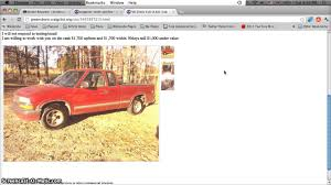 Used Chevy Trucks For Sale By Owner Craigslist - One Word ...