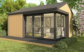 100 Contemporary Lodge Stand Out With Garden This Summer From Oeco
