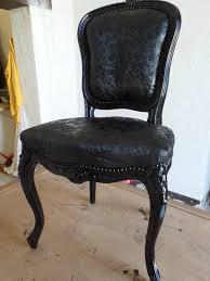 relooking fauteuil louis xv chaise style louis xv avant après mon intervention relooking