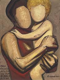 los dos davides 1963 by david alfaro siqueiros david alfaro