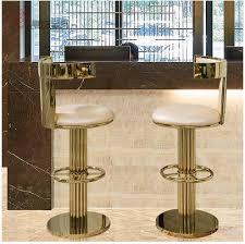 nordic bar stuhl kreative esszimmer stuhl bar stuhl zurück licht luxus instagram bar hocker hotel rezeption hohe stuhl