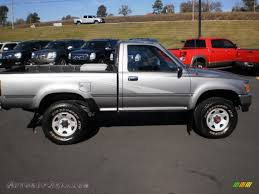 1993 Toyota Pickup Deluxe Regular Cab 4x4 In Silver Metallic Photo ... Used Toyota Trucks Sale Owner In Maryland Car Owners Manual 1993 Pickup Deluxe Regular Cab 4x4 In Black 146083 Davis Autosports 2004 Tacoma Crew Trd For Top Of The Line 1983 Sr5 For Sale 100953230 1999 Georgetown Auto Sales Ky 2017 Pro Photos And Info News Driver Nissan Atlas Double Reviews 2019 20 1988 Toyota 4x4 Sold Youtube Garnet Red Pearl Extended 4621434 Truck Creative Toyota On 1985 Pickup With 22000 Original Miles