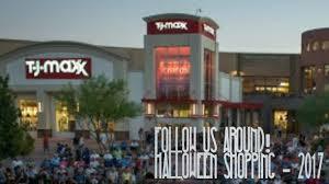 Tj Maxx Halloween by Follow Us Around Tj Maxx Halloween Shopping 2017 Youtube