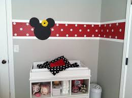 Minnie Mouse Bedroom Decor South Africa by Mickey Mouse Nursery And A Baby Reveal Room Babies And Mickey