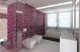 تصميم الحمام الفسيفساء 48 فكرة