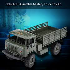RC Truck Green 1:16 4-Channels DIY Assemble Military Truck RC ... Revell Easy Kit Humvee Model Car Rolling Wheels Military Vehicle Big Cat Dump Truck Also Parts With Price Of Brand New Or Super Armored Used In Iron Man 3 Is On Ebay Aoevolution This Would Make A Nice Work Ecj5 Ibg Models 72012 1 72 Chevrolet C15a Cab 13 Water Tank Okosh M1070 8x8 Het Heavy Haul Tractor M998 Hummer Czech Republic Want Some Wwii Hdware These Nazi Armoured Mowag Bucher Duro 6x6 Ebay Uk Expedition Portal Yes You Can Buy An Mrap Us Army Willys Jeep2 Pc Newray 132 Scale Jeep Diecast Index Of Assetsphotosebay Picturestrucks